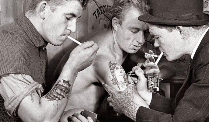 Истоки татуировки